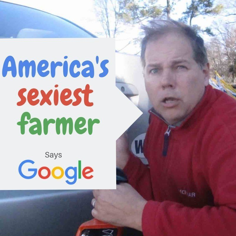 Tim Young: Sexiest Farmer in the United States of America