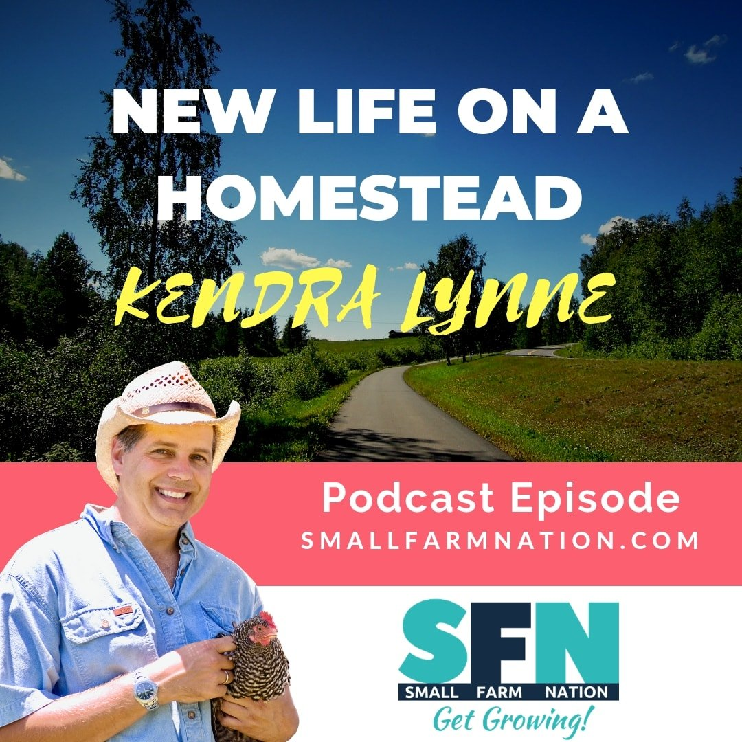 Kendra Lynne | New Life on a Homestead | Canning | Homesteading