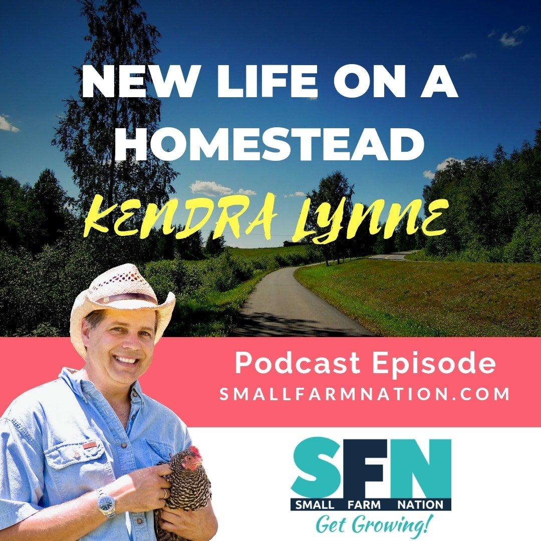 New Life on a Homestead-min