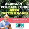 Abundant Permaculture with Justin Rhodes-min