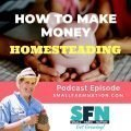 How to Make Money Homesteading-min