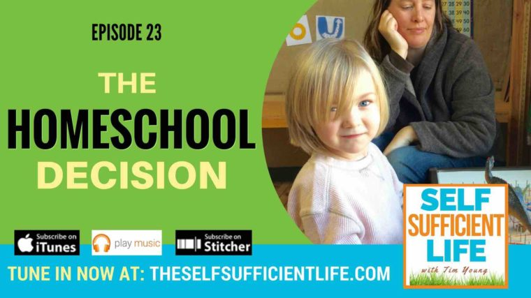 The Homeschooling Decision| Homesteading
