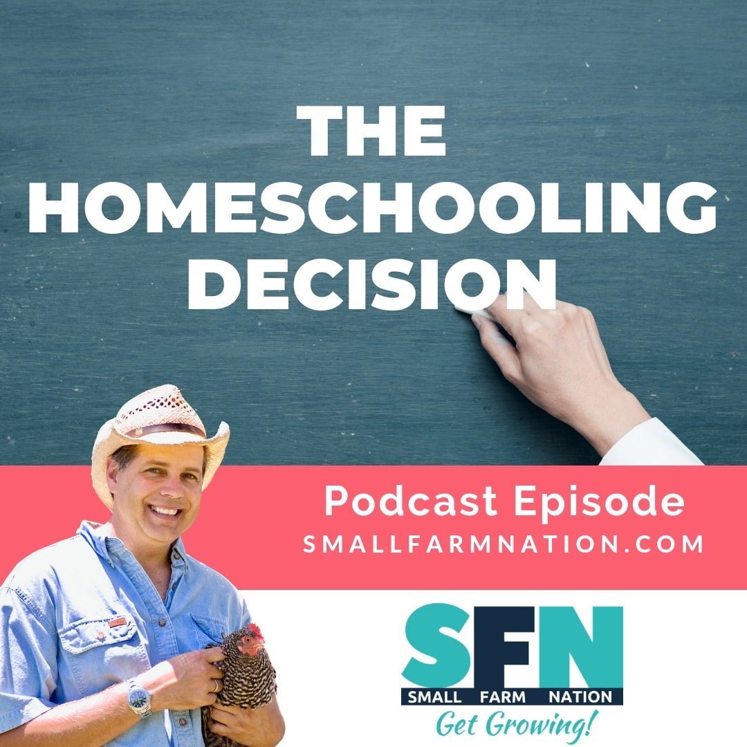 The Homeschooling Decision-min