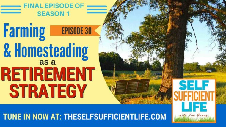 Farming/Homesteading as a Retirement Strategy | Homesteading | Farming