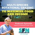 Multi-Species Rotational Grazing to Maximize Food and Income, Part 2-min