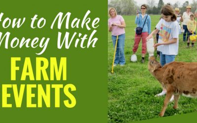 Make Money With Farm Events