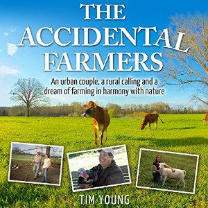 accidental farmers audible