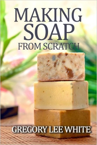 making-soap