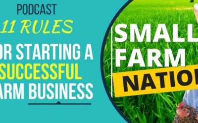 11 Farm Business Rules