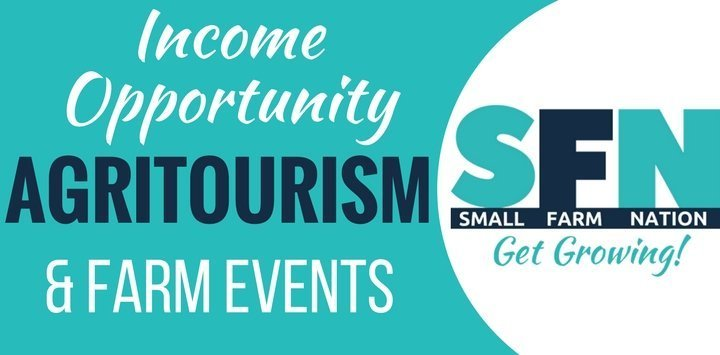 Income Opportunity: Agritourism & Farm Events