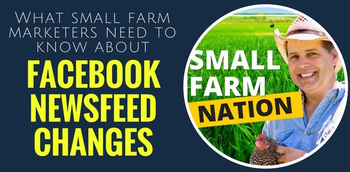 What farmers need to know about 2018 Facebook changes