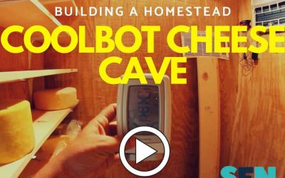 How To Build A Coolbot Cheese Cave On Your Farm