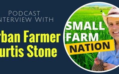 Interview with urban farmer Curtis Stone