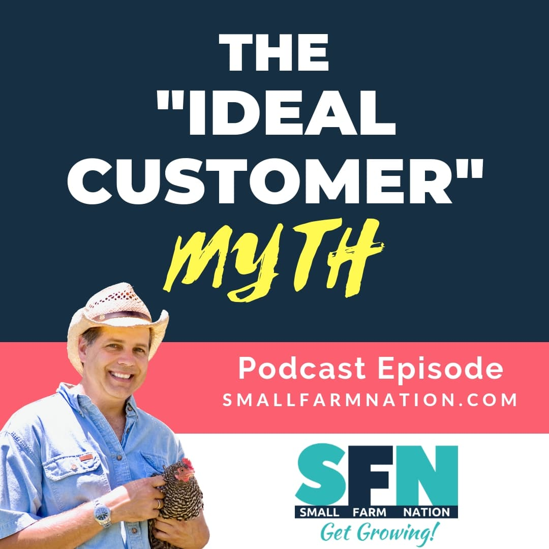 ideal customer myth