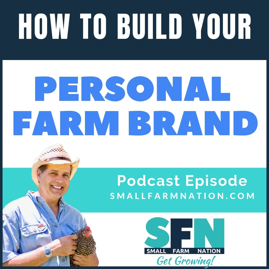 How to Build Your Personal Farm Brand
