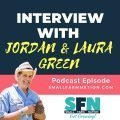 Interview with Jordan and Laura Green