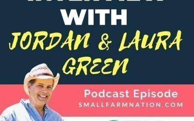 Interview with Jordan & Laura Green