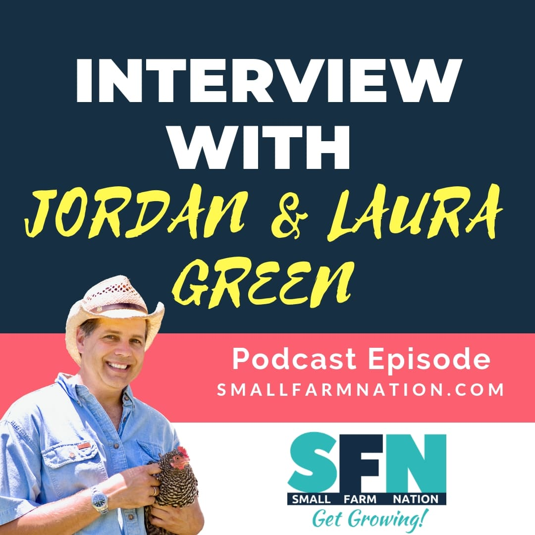 Interview with Jordan & Laura Green