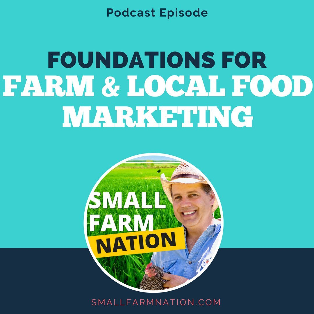 Foundations for Farm & Local Food Marketing