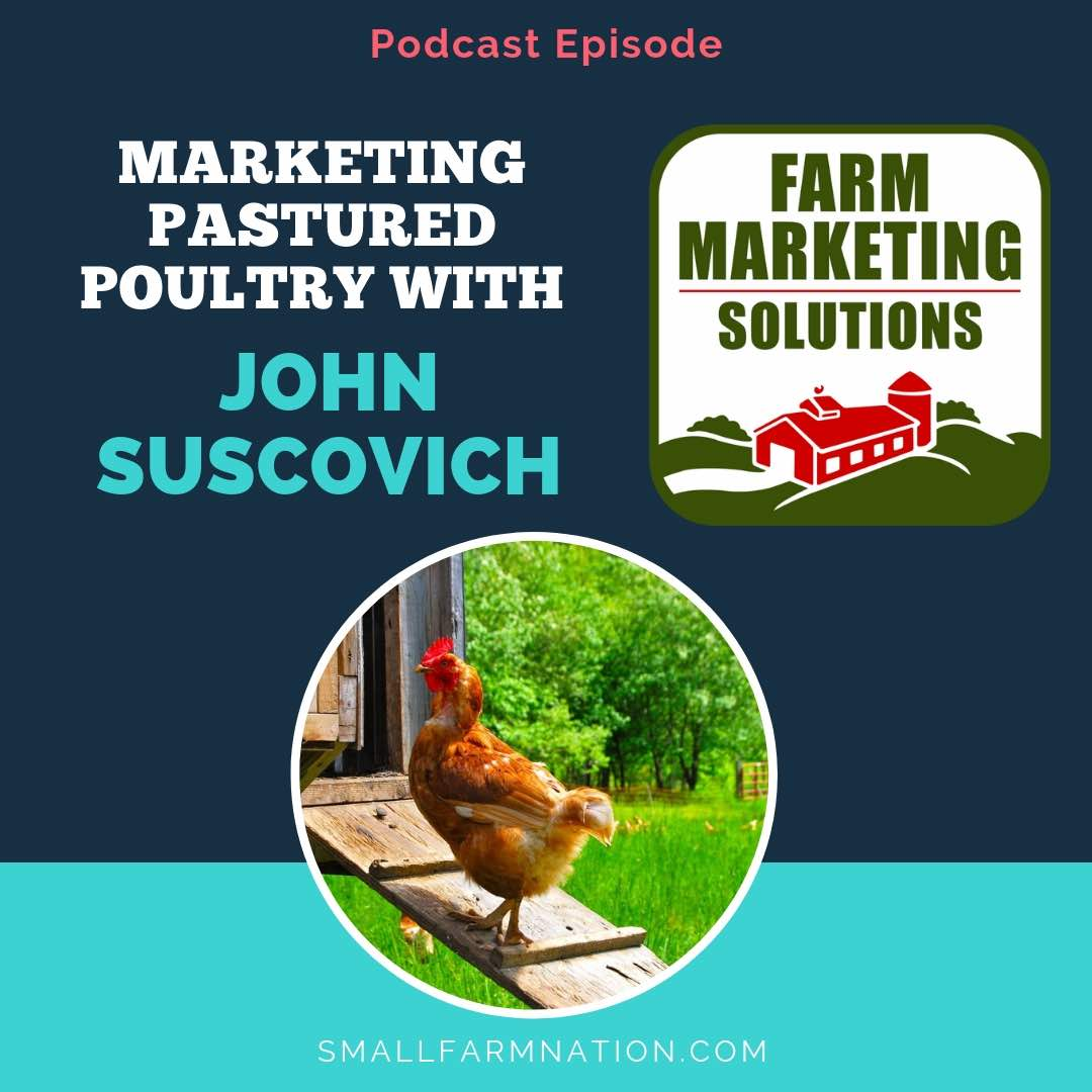 Talking Pastured Poultry with John Suscovich