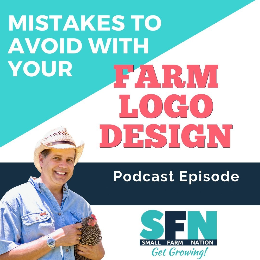 Mistakes to avoid when designing your farm logo