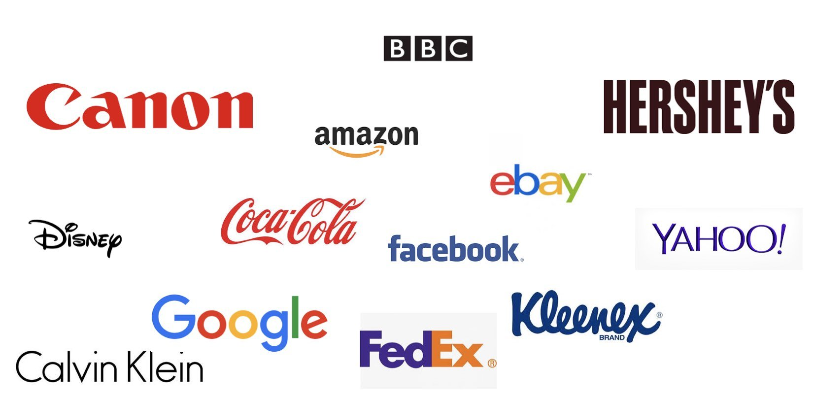 largest brand names