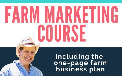 Free Farm Marketing Course