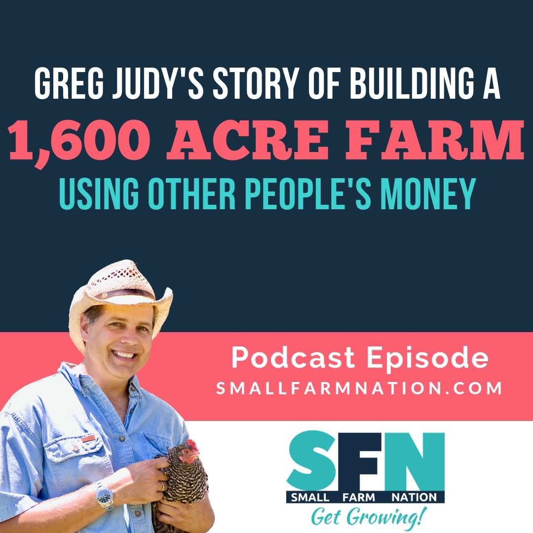 Greg Judy: Leasing Farm Land
