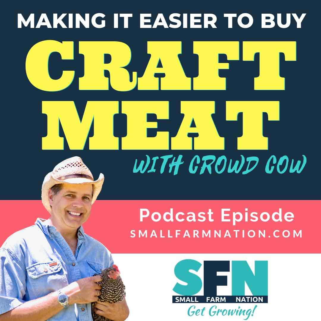 Craft Meat With Crowd Cow