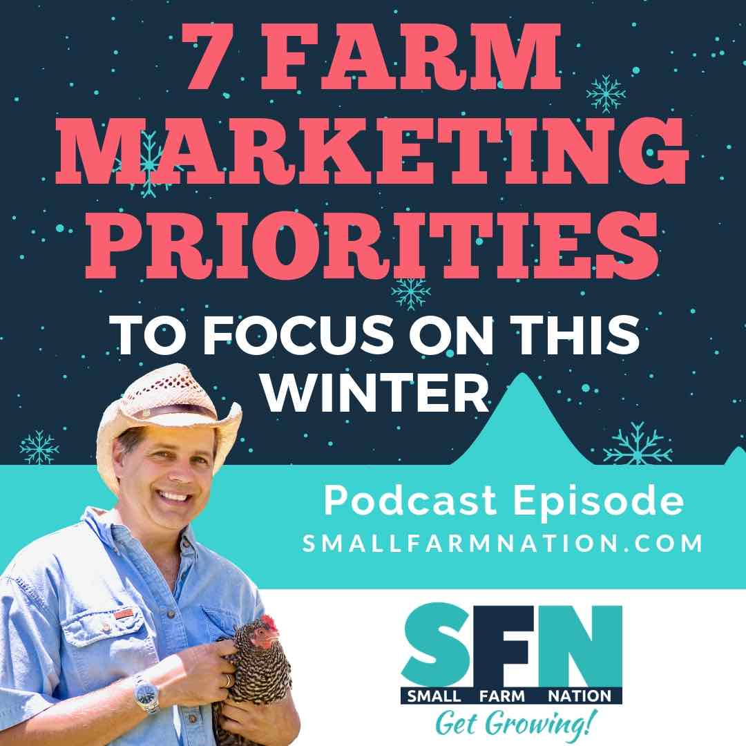 winter marketing tasks