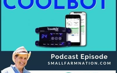 How Farmers Use Coolbots to Keep Products Cool