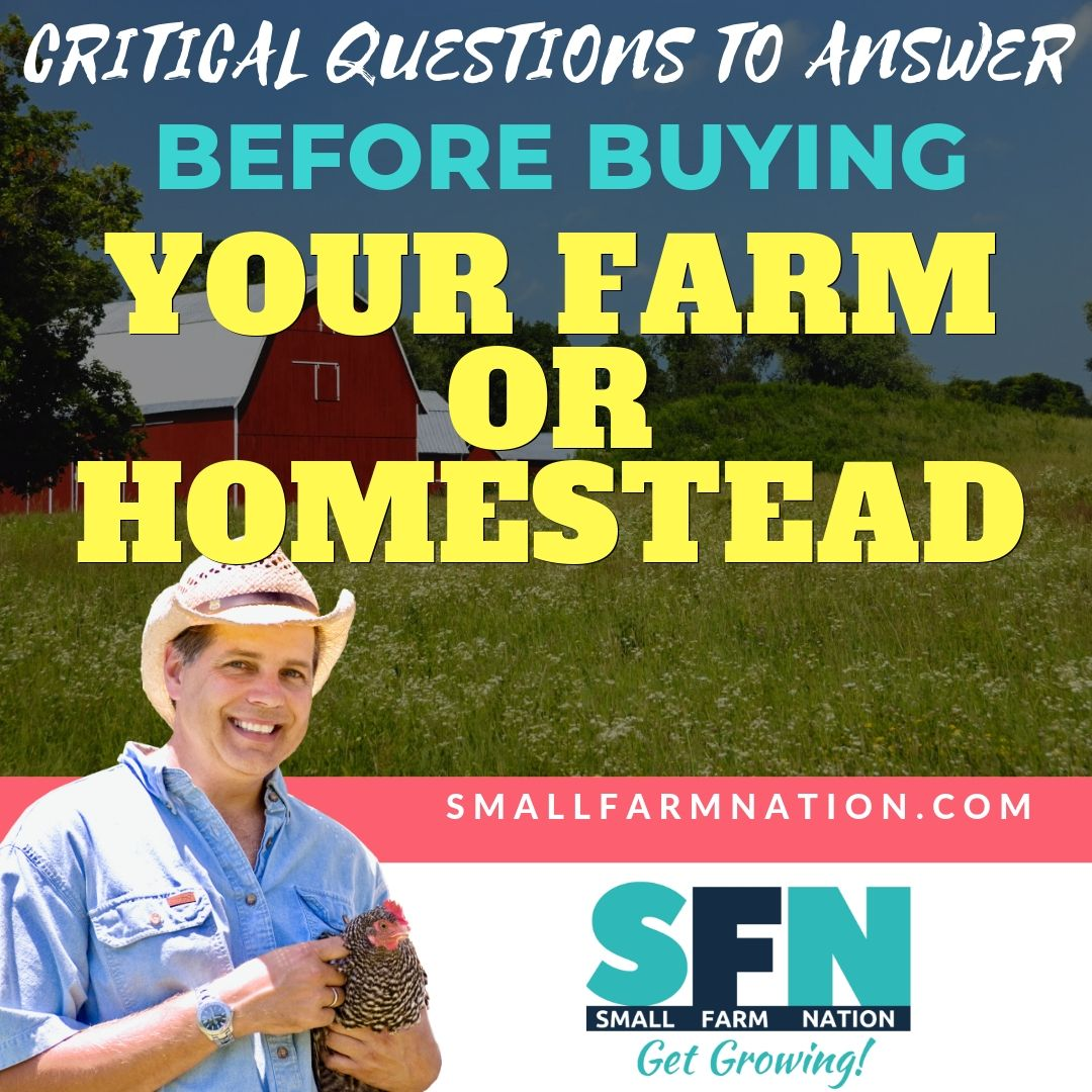 farmland questions