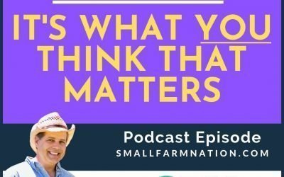 Why your farm's ideal customer doesn't matter: Farming Podcast