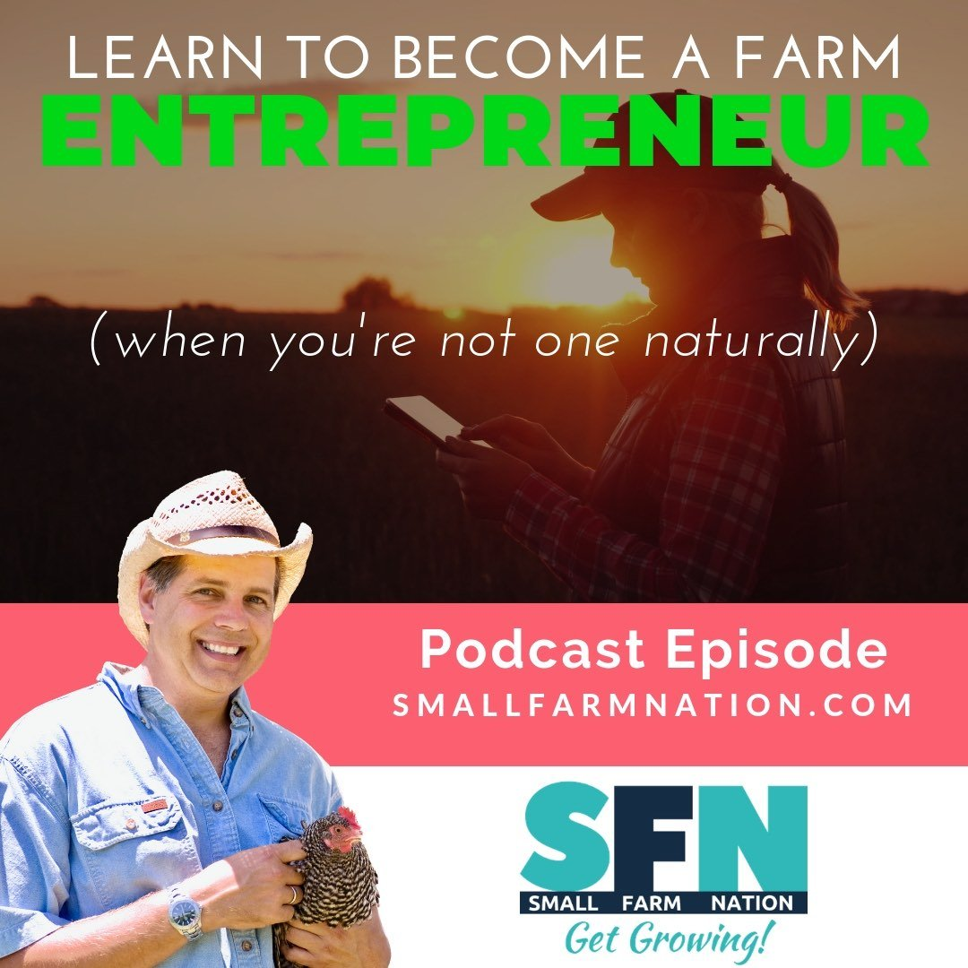 Learn to become a farm entrepreneur