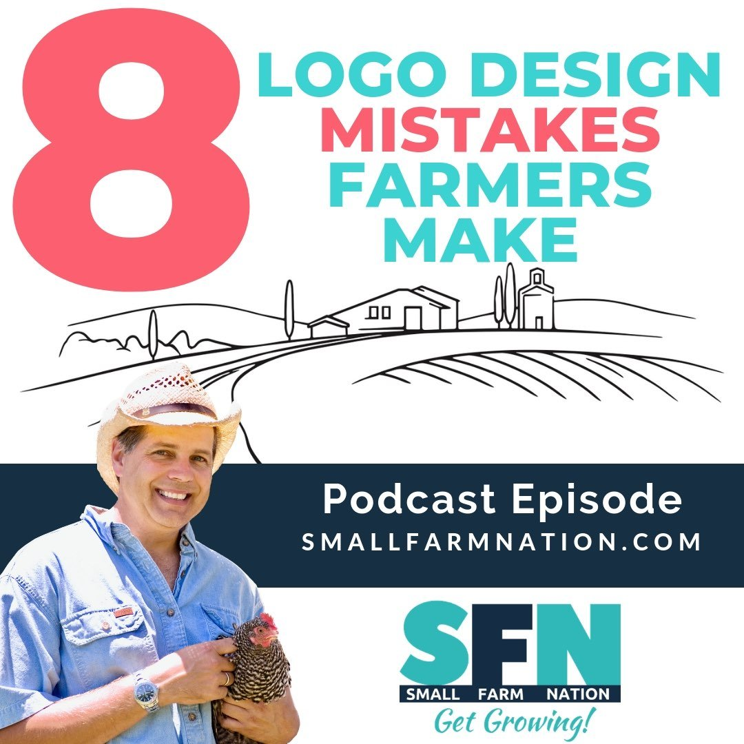 8 Logo design mistakes