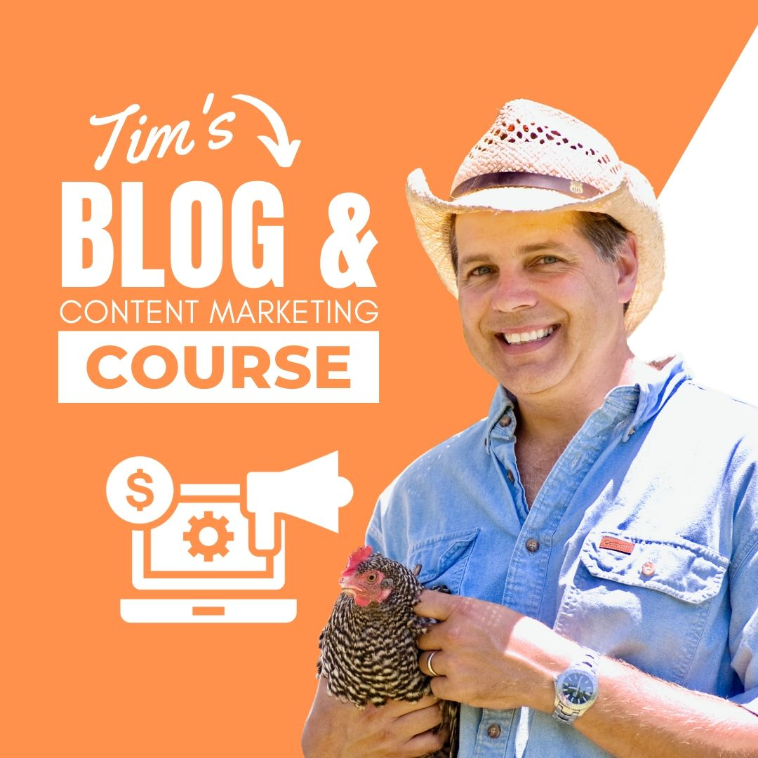 The Farmer's Guide to Blogging & Content Marketing