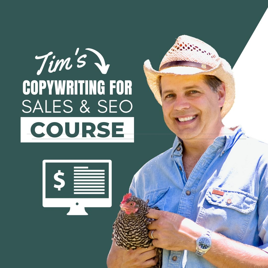 Mastering Farm Copywriting for Sales & SEO