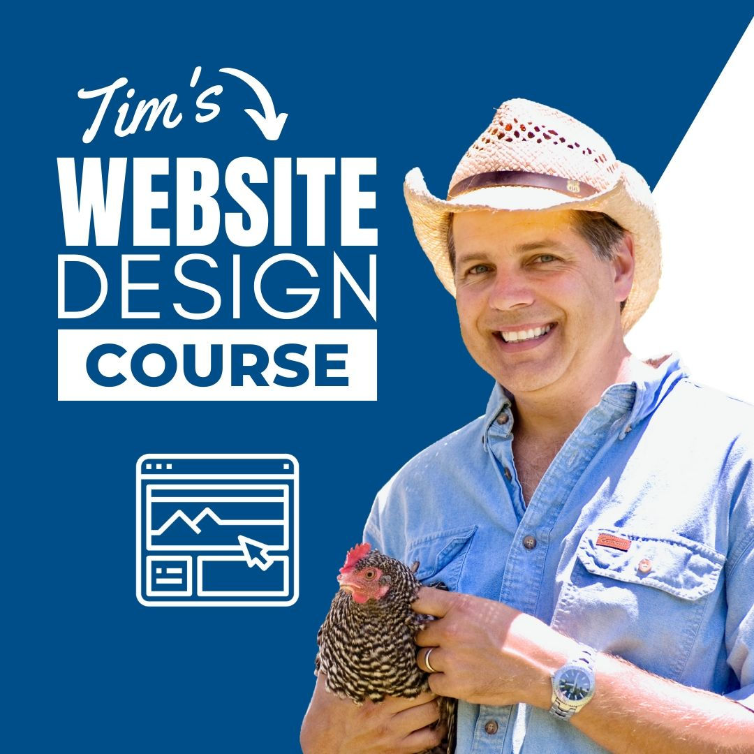 Farm Website Design & Development
