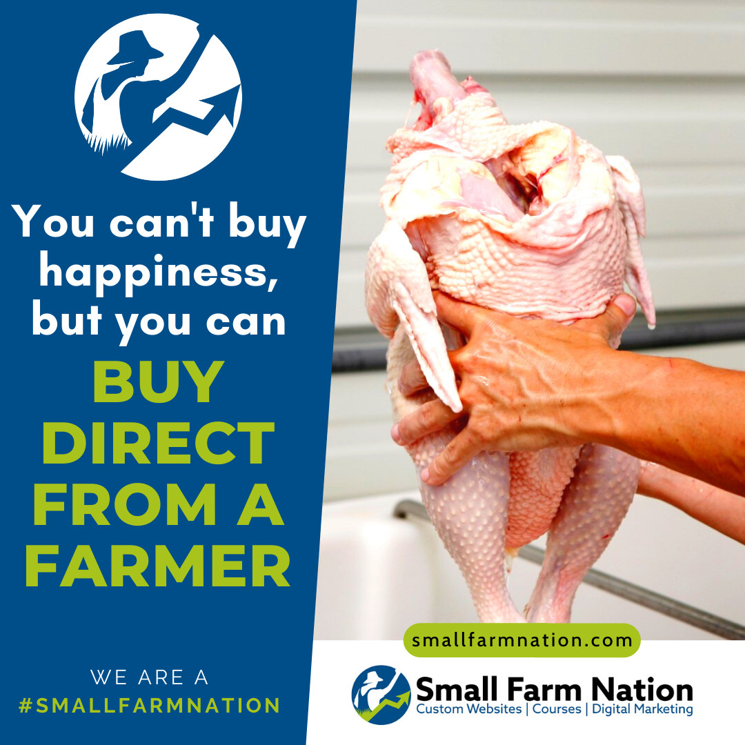 #We're a Small Farm Nation- You Can Buy Local