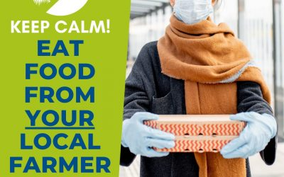#We're a Small Farm Nation- Keep calm and eat food from local farms