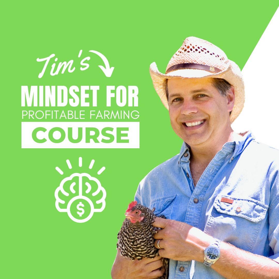 The Profitable Farm Business Mindset