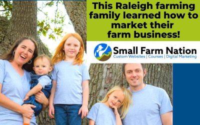 Thriving Farmer: Our Local Farm
