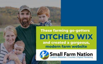 Thriving Farmer: Restoration Acres