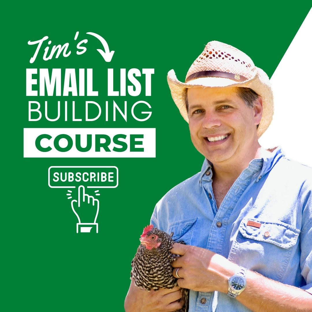 Email List Building Course
